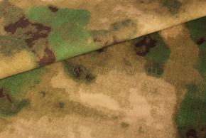 Ткань смесовая СVC 60/40 Cатин (340-5г/м2) Кмф fg
