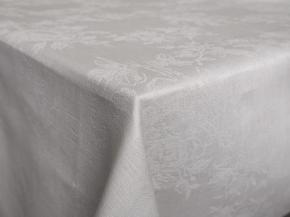 16с301-ШР Скатерть 178*300  рис. 828 цв. белый