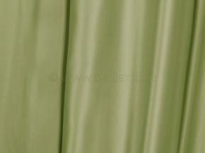 Ткань портьерная сатен T JL 384-110/280 PSat оливковый, ширина 280см
