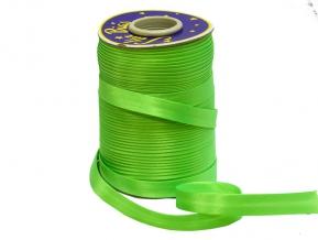Косая бейка Ajur NY 106/1,5см (100м) ярко-зеленый