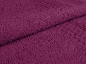 Полотенце махровое Amore Mio GX Classic 30*70 цв. светлая фуксия