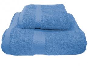 Полотенце махровое Amore Mio GX Classic 50*90 цв. голубой
