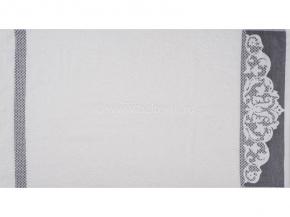Полотенце махровое Amore Mio AST Leys 50*90 цвет бежевый