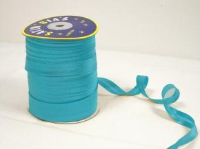 Косая бейка Satin bias ш.1,5см (144ярда/132м) яр.голубой*206