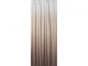 Ткань портьерная Valencia BR D20-3696-4/300 PPech K градиент капучино/белый, 300см