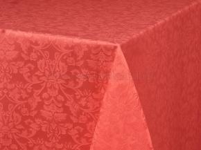 03С5-КВгл+ГОМ Журавинка т.р. 1472 цвет 120505 коралловый, ширина 155 см