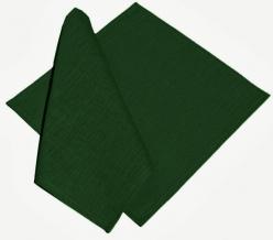 11С520-ШР 45*45 Салфетка цвет темно-зеленый