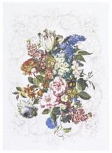 15С525-ШР/п.р. 50*70 Полотенце Цветочный натюрморт-2