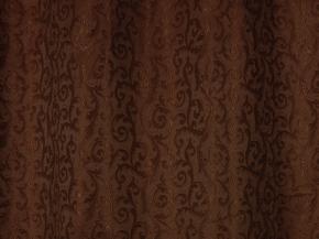 Жаккард Debute LD L548-105/150 коричневый, ширина 150см
