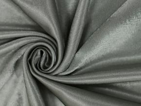 Креп-сатин T HH L16/150 KSat серый, ширина 150см