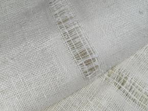 12С130-ШР 0/1 Ткань декоративная, ширина 105см, лен-100