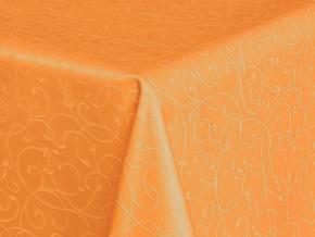 "Ткань скатертная арт.14С7SHT ""Мирелла"" рис 001 цвет 130759 золото, ширина 310 см"