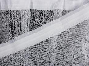 27С6-Г10 рис. 1155 занавеска 245*300 цв. белый