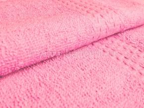 Полотенце махровое Amore Mio GX Classic 30*70 цв. розовый