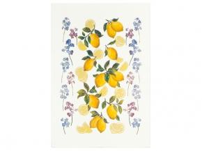 09С93-ШР/п.р. 50*70 Полотенце  Лимоны