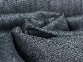 19С146-ШР+К+Гл+Х+У 1634/1 Ткань костюмная, ширина 145см, лен-100