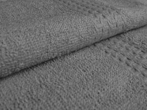 Полотенце махровое Amore Mio GX Classic 30*70 цв. серый