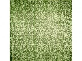 28С6-Г10 рис. 2057 занавеска 245*300 цв. оливковый