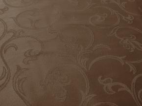 1954Д-01-1 Скатерть 2233/090802 D150 цв. шоколад