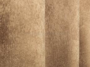 Портьерная ткань  T HN 04/280 PSoft золотистый, ширина 280 см