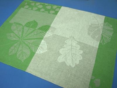 """10с157-ШР 50*70 полотенце цвет зеленый """"Бостон"""""""
