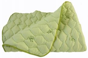 Одеяло тик/бамбук/стежка Евро 200*220 150 гр