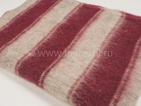 Одеяло п/шерсть 70% 100*140 Колосок