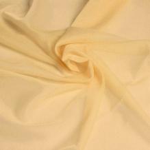 """Вуаль однотонная """"Шелли"""" RS 2007/300 V нежный желтый, ширина 300 см"""
