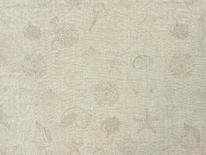 16С404-ШР+С 330/71 Ткань декоративная, ширина 166см, лен-78% хлопок-22%