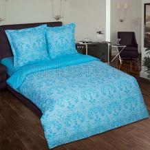 """Поплин """"Грация"""" цвет голубой, ширина 220 см арт. 10115-5"""