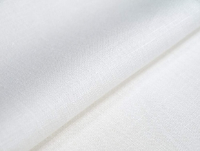 05С297-ШР/пк.л.+О 101/0 Ткань скатертная, ширина 150см, лен-100%