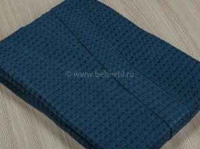 20с137-ШР/039/л.с.уп. Халат для бани 182*188 104*108  цв.369 синий