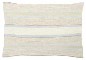 14с77-ШР Наволочка верхняя 50*70 цвет 4 голубая полоска