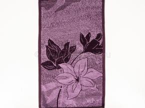 6с104.411ж1 Три цветка Полотенце махровое 67х40см