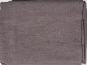 18с307-ШР/у 225*210  Пододеяльник цв.820 темно-серый