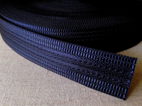 4С495-Г50 ЛЕНТА РЕМЕННАЯ т.синий*030, 35мм (рул.30м)
