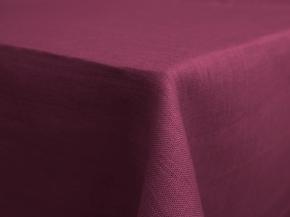 11С519-ШР Скатерть 100% лен 265 цв. фиолетовый 150*250 см.