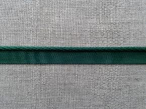 16С3896Ч-Г50 ЛЕНТА ОТДЕЛОЧНАЯ 12мм/кант 3мм, зеленый (рул.25м)