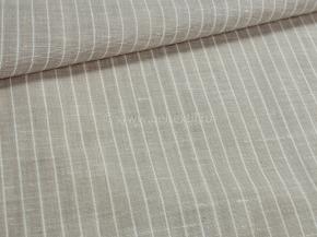 Ткань 1654ЯК п/лен пестроткань бел/цв ХМ усадка рис. 4/5 10,81 натуральный сорт 1, 150см