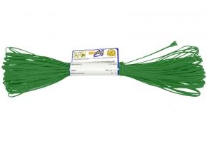 1С13-Г50 ШНУР ОТДЕЛОЧНЫЙ (сутаж) зеленый*009, d-1.8мм (рул.20м)
