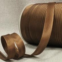Косая бейка МН А 889/1,5см (120м) шоколад