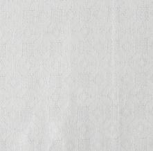 """17с210-ШР 45*45 Салфетка жаккард цв. белый рис 13 """"Крыжачок"""" снежинки"""