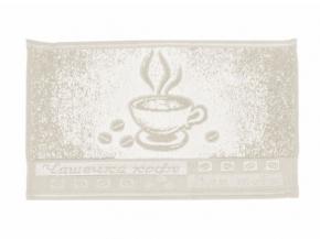 """4с98.120 50*30 """"Чашка кофе"""" салфетка махровая"""