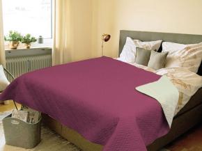Покрывало Amore Mio BZ Verdo 1620 PU 160*200 цвет фиолетовый