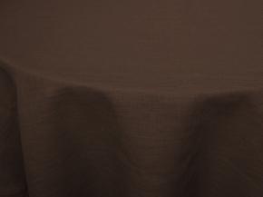 16с50-ШР Скатерть D210 цвет 551 шоколад