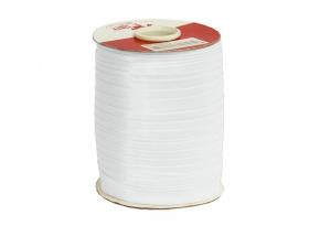 Косая бейка Ajur МН 6341/1,5см (144ярда/132м) белый