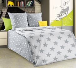 2250П КПБ 2-х спальный (с комп.) Орион серый