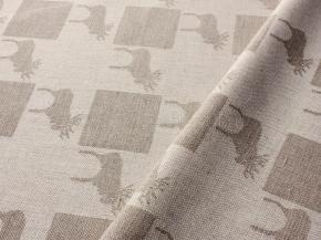 18С14-ШР 330/680 Ткань полотенечная, ширина 211см, лен-54% хлопок-46%