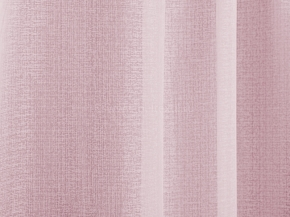 Вуаль C08 DOSS Sable Лён V06 нежно-розовый, 220см