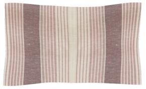06с416-ШР/ст. Наволочка верхняя 70*70 полоска 6 св-фиолетовый